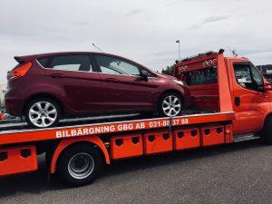 Bärgare Gbg. En bärgningsbils vardag kan verkligen variera. Ibland kan det gå många dagar med andra uppdrag än ren bärgning av personbilar.